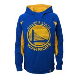 Golden State Warriors Kids' Dunk Shot Hoodie