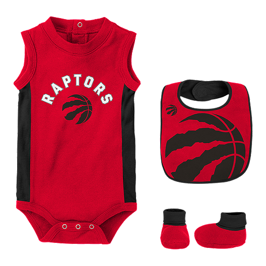 buy popular 9b157 31c47 Toronto Raptors Infant Overtime Creeper Set | Sport Chek