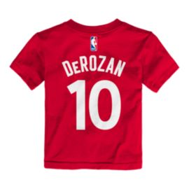 Toronto Raptors Toddler DeMar DeRozan Player T Shirt
