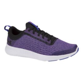 Under Armour Girls' Charged Lightning Grade School Running Shoes - Pink/Purple/White