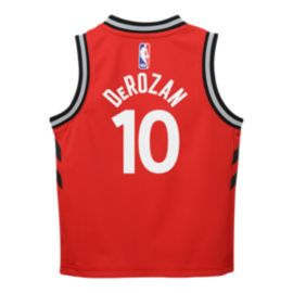Toronto Raptors Little Kids' DeMar DeRozan Replica Icon Basketball Jersey