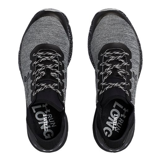 maorí protestante Cortés  Under Armour Men's Charged Escape Running Shoes - Black/White | Sport Chek