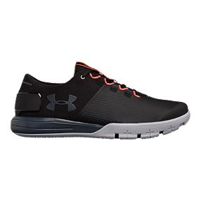 official photos 17027 548bd Under Armour Men s Charged Ultimate TR 2.0 Training Shoes - Black Grey