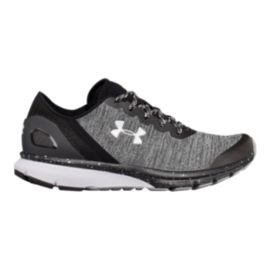 Under Armour Women's Charged Escape Running Shoes - Black/White