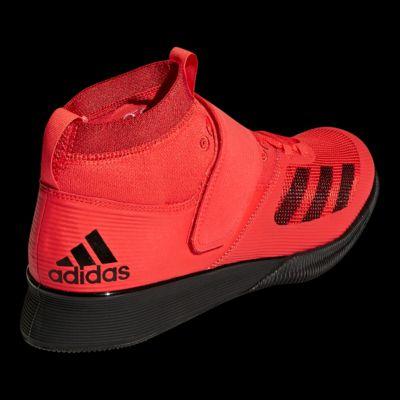 Adidas hombre 's Crazy Power RK halterofilia / zapatos rojo / halterofilia Negro Sport Chek b30d9f