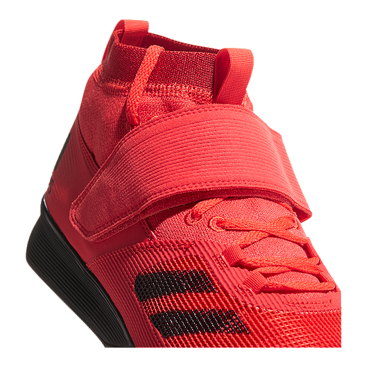watch 5c615 3a1ab adidas Men s Crazy Power RK Weightlifting Shoes - Red Black. (0). View  Description
