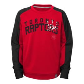 Toronto Raptors Kids' Back Court Crew Sweater