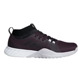 adidas Men's CrazyTrain Pro 3.0 Training Shoes - Dark Red/Black