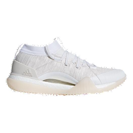 White Training Adidas 0 Shoes Boost X Tr 3 Women's Pure YWH29EDI