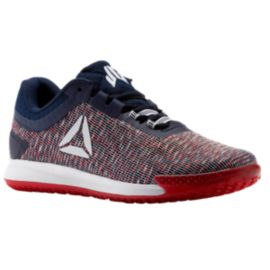Reebok Men's JJ II Low Training Shoes - Red/Navy/White