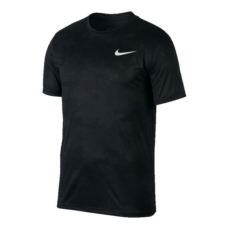 2630dbbbe373ea Nike Dry Men's Legend Camo Printed Training T Shirt   Sport Chek