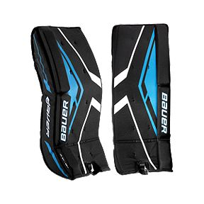 1e69626412c Bauer Street Hockey Goalie Pads