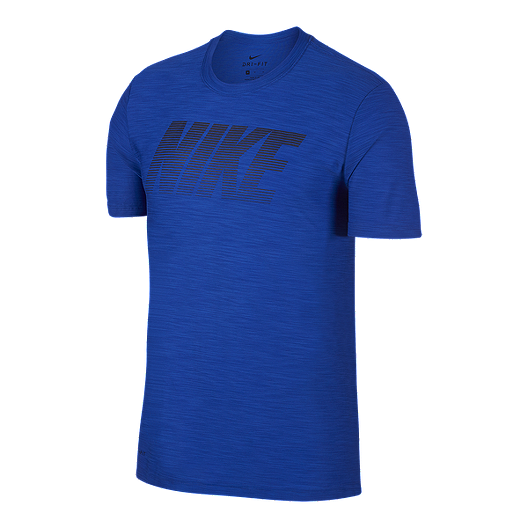 c2e7d4ead Nike Men's Breathe Hyperdry GFX Training T Shirt | Sport Chek