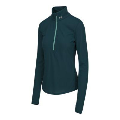 Under Armour Women's Threadborne Streaker 1/2 Long Sleeve Running Shirt