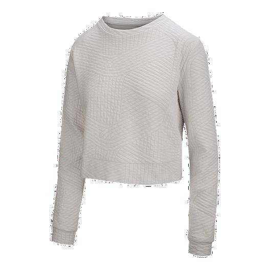 Performance Chek SweatshirtSport Adidas Cropped Women's m8nv0ONw