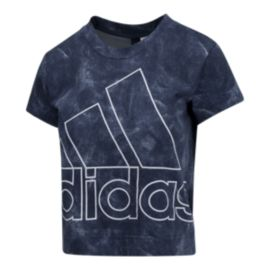 adidas Women's Athletics ID Printed Slim T Shirt