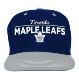 Toronto Maple Leafs Kids' Retro Bar Snapback Hat