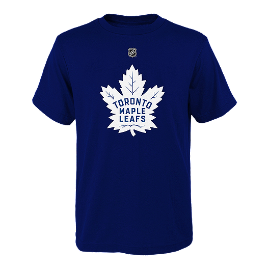on sale 3370d ca900 Toronto Maple Leafs Kids' Mitch Marner Player T Shirt