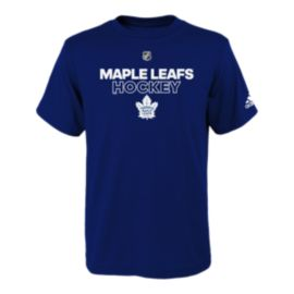Toronto Maple Leafs Kids' Authentic Ice T Shirt