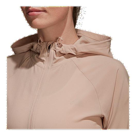 78f7f49351d9 adidas Women s Freelift Woven Jacket. (1). View Description