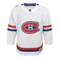 Montreal Canadiens Kids  NHL 100th Anniversary Hockey Jersey  32c0931a89b
