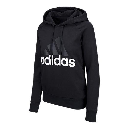 adidas Women's Athletics Essentials Linear Pullover Hoodie