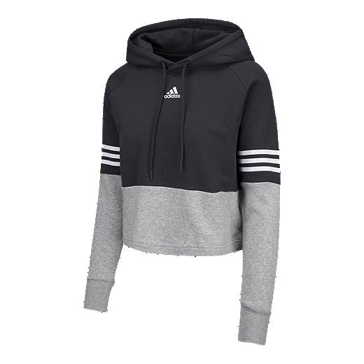 Adidas Sport ID T shirt Carbon   Frauen Athletics