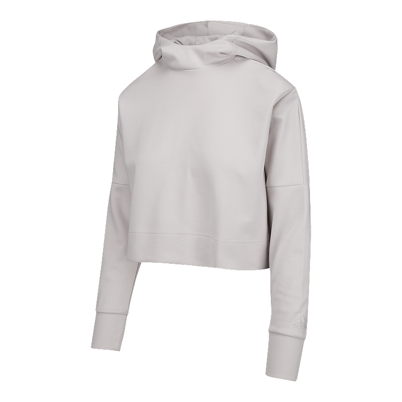 f75820032b adidas Women s Athletics ID Glory Crop Hoodie