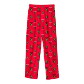 Ottawa Senators Kids' Printed Pajama Pants