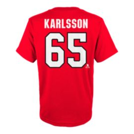 Ottawa Senators Kids' Erik Karlsson Player T Shirt