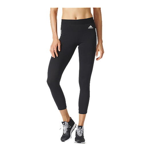 d5e1b1f8ed5909 adidas Women's Athletics Essentials 3-Stripes Tights | Sport Chek