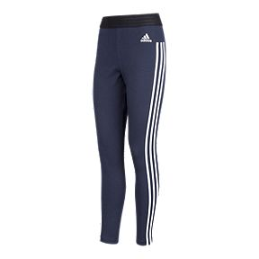 premium selection 3b3ee edd33 adidas Womens Athletics Essentials 3-Stripe Tights