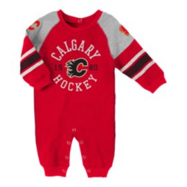 Calgary Flames Infant Old Soul Romper