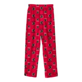 Calgary Flames Little Kids' Printed Pajama Pants
