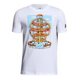 Under Armour Boys' Basketball Water Park T Shirt