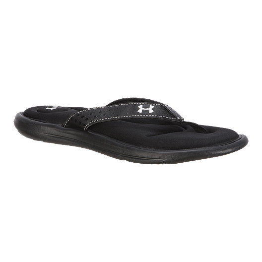 f9120215c5ff Under Armour Women s Marbella VI T Sandals - Black Metallic