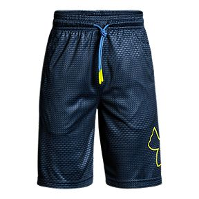 Under Armour Boys  Renegade Printed Shorts bfce8662838f