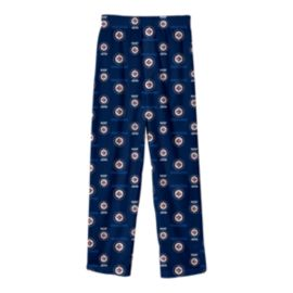 Winnipeg Jets Little Kids' Printed Pajama Pants
