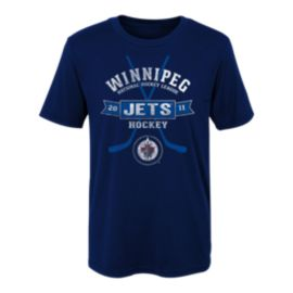 Winnipeg Jets Little Kids' Playmaker T Shirt