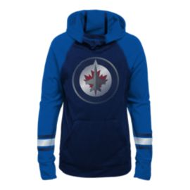 Winnipeg Jets Girls' Female Forward Hoodie