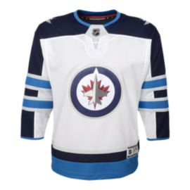 Winnipeg Jets Kids' Away Hockey Jersey