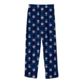 Winnipeg Jets Kids' Printed Pajama Pants
