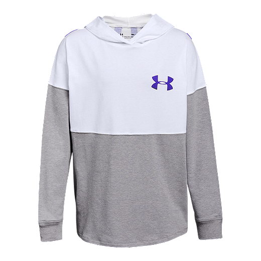 compare price hot-selling professional lowest discount Under Armour Girls' UA Finale Hoodie