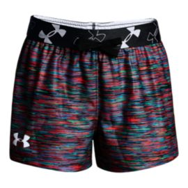 Under Armour Girls' Kick It Novelty Shorts