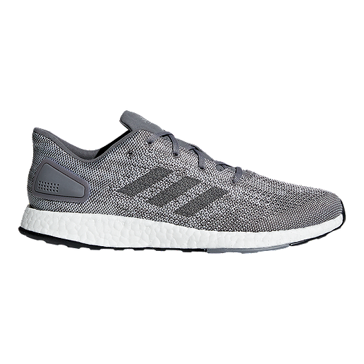 8d76c568f adidas Men s Pure Boost DPR Running Shoes - Grey