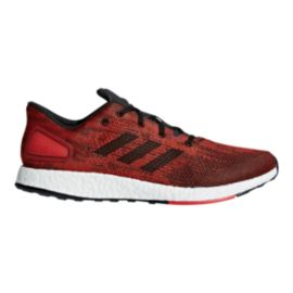 adidas Men's Pure Boost DPR Running Shoes - Red/Black