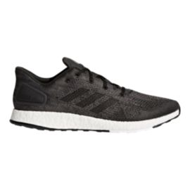 adidas Men's Pure Boost DPR Running Shoes - Grey/White/Black