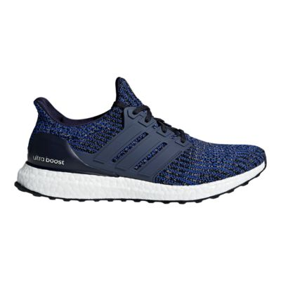 ULTRA BOOST UNCAGED PARLEY - Neutral running shoes - tech ink/core black