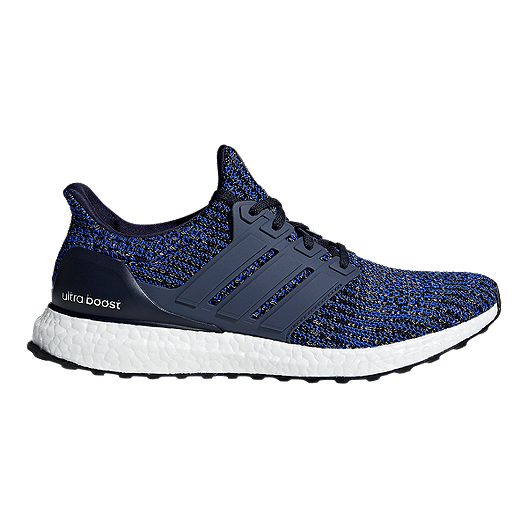 dc64859636622 adidas Men s Ultra Boost Running Shoes - Navy Ink Black
