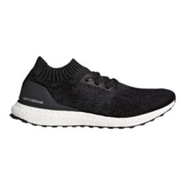 adidas Men's Ultra Boost Uncaged Running Shoes - Grey/Black